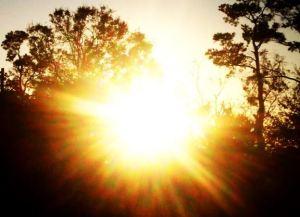 sun damage